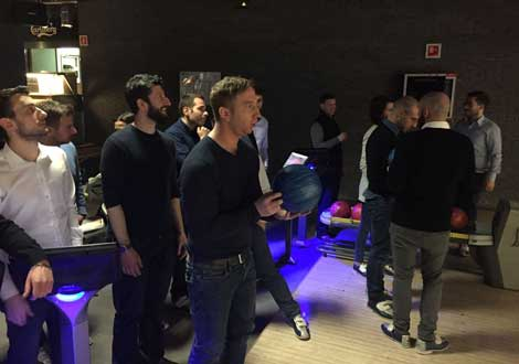 Evento bowling neolimpiadi